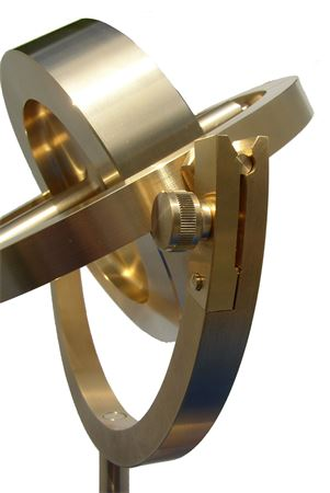 Brass Ring Spinning Wheel Yesterday When I Was Young