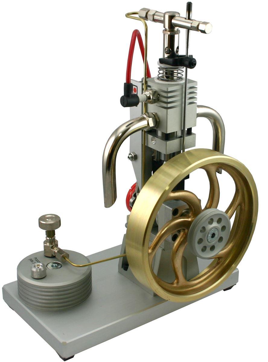 Single Cylinder Gas Engine