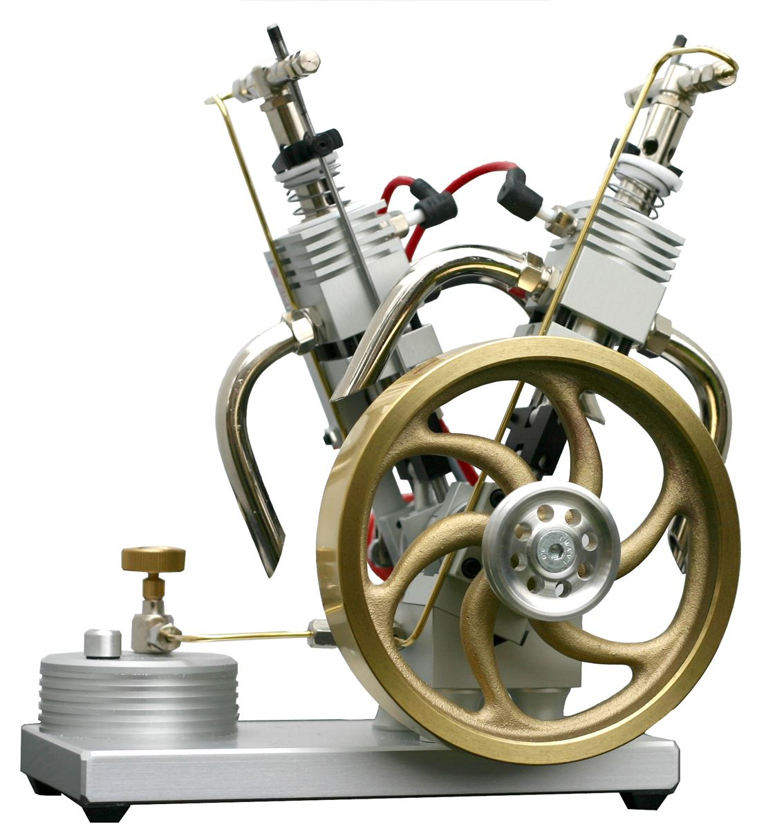 Нитиноловый двигатель своими руками