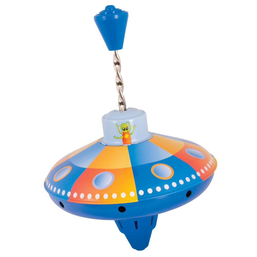 Top Childrens Toys : Humming spinning top from gyroscope