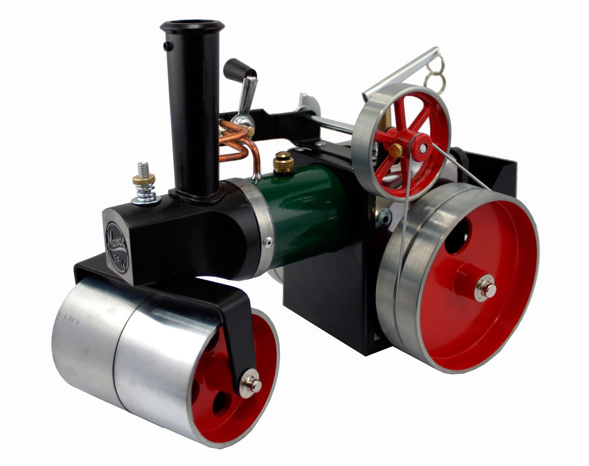 Mamod Working Model Steam Roller - From Gyroscope.com