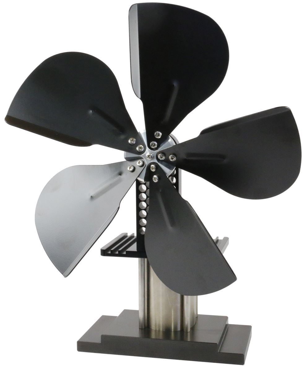 Heat powered fans for wood stoves - The Vulcan Stove Fan Is A Stirling Engine Powered Fan That Quietly And Efficiently Circulates Warm Air From Your Wood Stove Coal Stove Or Other Heat Source