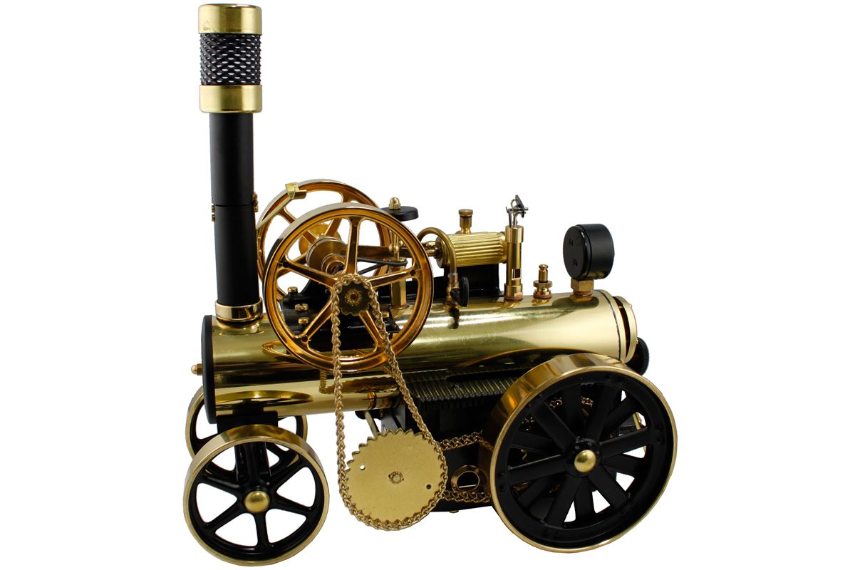 Brass Steam Engine