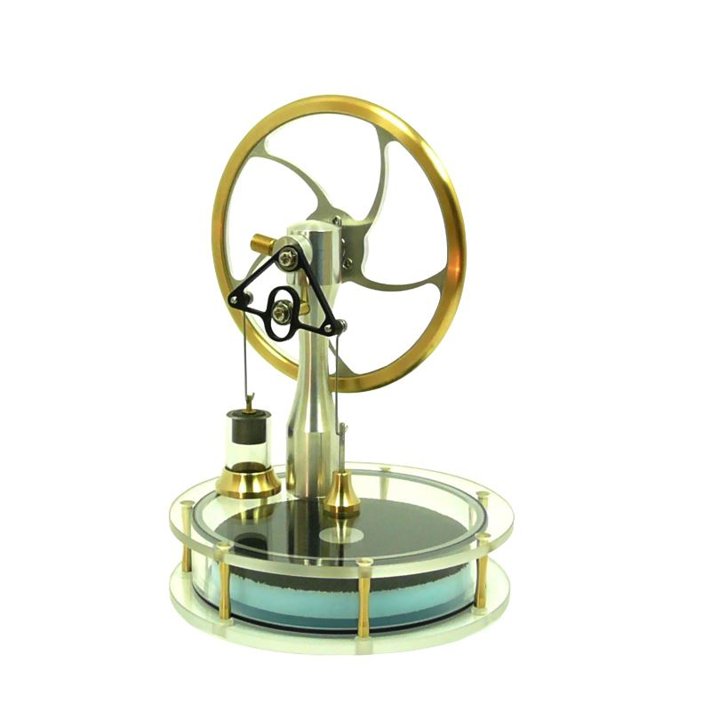 Ross Precision Stirling Engine Solar Kit From Gyroscope Com